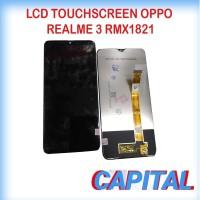 LCD TOUCHCSREEN OPPO REALME 3 RMX1821 ORIGINAL