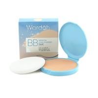 Wardah Refill Lightening BB Cake Powder 03 Natural 11 g