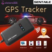 Gps Tracker Lokasi Mini Realtime Gprs Gsm Untuk Mobil Truk Van Sist