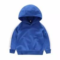 Hoodie Sweater Anak Arm Strep Hodie 3 4 tahun baju pakaian jaket murah