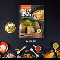 Buku Easy & Simple Recipes