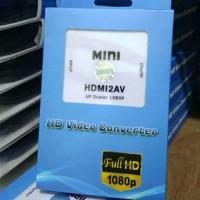 CONVERTER HDMI TO RCA /AV