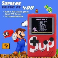 GAMEBOY SUP game box 400 in 1 game retro 400 in 1