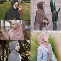 DISKON!!! Jilbab Pashmina Sabyan Diamond Italiano Hijab