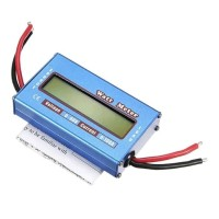 Watt Meter DC 60V 100A Digital LCD Display Lipo Battery Power Analyzer