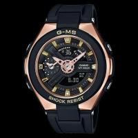 Jam tangan wanita Casio Baby-G Steel MSG400G1A1 original
