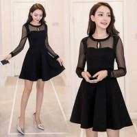 Korea Dress/Mini Dress 385