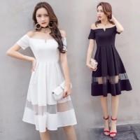 Korea Long Dress/Lace Dress