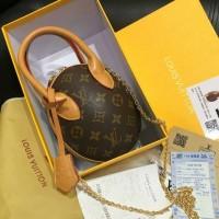 Tas Fashion LV Egg Premium B with box