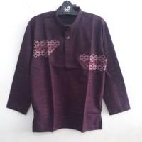 Baju Koko Atasan Muslim Pria Promo!!!Rabbani Kemko Khudari B SBHA31524