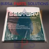 Tissue - Tisu Head Gentway / Gentway Clean Room Environment Wiper
