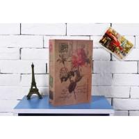 LemonBest Kotak Buku Novel Safety Box Hidden Storage