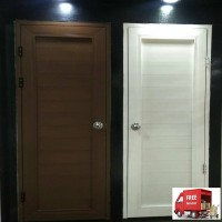 Jual Pintu Upvc Kamar Mandi Ukuran 70cm X 195cm 1 Set Komplit Home Furnitur Kab Semarang Fadhila Putrishop Tokopedia