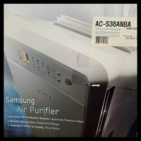 Best Seller Samsung Air Purifier Ac-S38Anba last stok