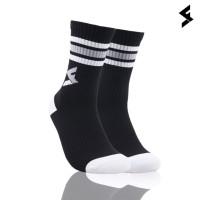 Kicosport Kaoskaki futsal fubosox WOODSMOKE black white grey original