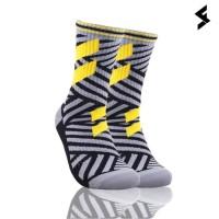 Kicosport Kaoskaki futsal fubosox PROHATICS grey black yellow original