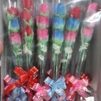 Bunga Mawar Susun