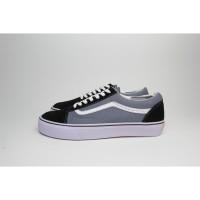 LIMITED EDITION!! Sepatu Vans Old Skool Grey/Abu Premium KUALITAS