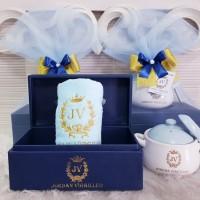 Souvenir Baby One Month/Hampers Baby/Souvenir Ultah/Tissuebox Custom