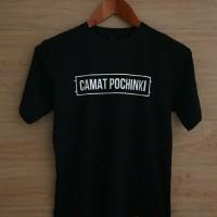 Kaos/Baju/tshirt GAME PUBG CAMAT POCHINKI