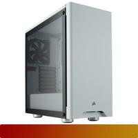 Case PC Gaming Corsair Carbide 275R Tempered Glass White