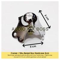 Corner Siku Benjol Aksesoris Box Hardcase Hard Case Flightcase 5 cm