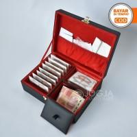Kotak Emas Antam Premium Berkualitas Muat Banyak / Tempat Emas