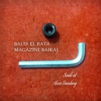 BAUD EL RATA MAGAZINE MAKAROV BAIKAL
