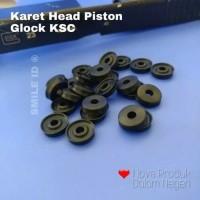 KARET HEAD PISTON G17 G19 G23 KSC