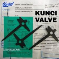 KUNCI VALVE MAKAROV BAIKAL
