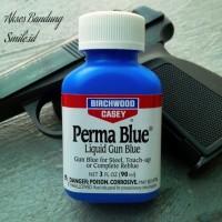 PERMA BLUE = Cairan Khusus penghitam Besi ( Blonir )