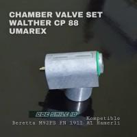 Chamber set orisinil Umarex part cp 88, m92fs