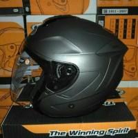 helm INK DYNAMIC solid single visor