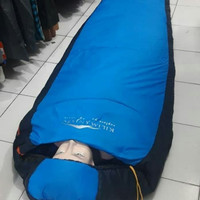 sleeping bag atmosfer sb - Merah
