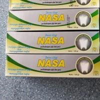pasta gigi nasa untuk bersihin karang gigi