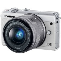 Canon EOS M100 Mirrorless Digital Camera with 15-45mm
