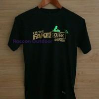 Kaos/Baju/tshirt GOJEK FAKE