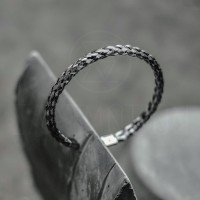 Gelang Pria - Levine Silver