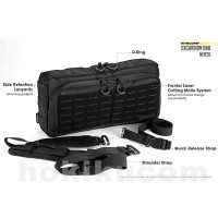 Tas Tactical Bag Nitecore Excursion Travel Outdoor Waterproof NEB20