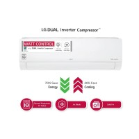 AC Split R32 LG T06EV4 NWAT 1/2PK Dual Cool Smart Inverter - Unit Only