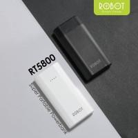 Powerbank 5200mah Robot