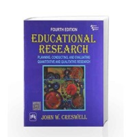 EDUCATIONAL RESEARCH 4TH FOURTH EDITION BY JOHN W CRESWELL