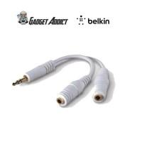 Jual Belkin Speaker and Headphone Splitter Diskon