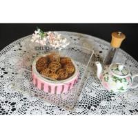 Cake Box Acrylic/ Kotak Kue Akrilik