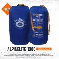 Sleeping Bag Makalu Alpinelite 1000