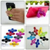 touch u standing holder hp universal dudukan handphone one silicone