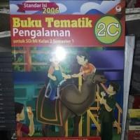 Buku Tematik 2C Pengalaman SD/MI Kelas II KTSP 2007
