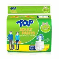 Top Adult Pants L 10