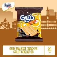 Gery malkist cracker salut coklat -9g By GarudaFood (MALS4) / Pack