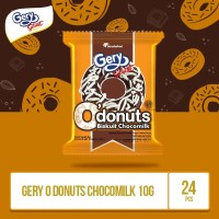 Gery o donuts chocomilk -10g By GarudaFood (JATOP4) / Box
